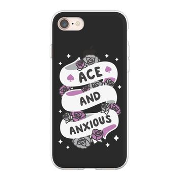 ACE AND ANXIOUS PHONE FLEXI-CASE