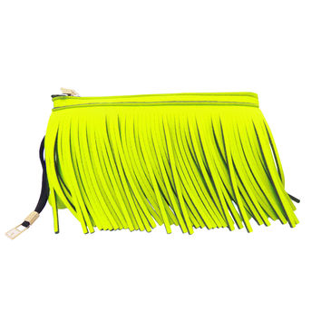 Save My Bag Lycra Hippy Clutch in Radiance