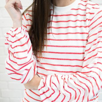 Wild Thing Stripe Top