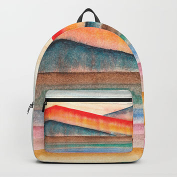 A 0 31 Backpack by Marco Gonzalez