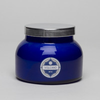 CAPRI BLUE SIGNATURE LARGE CANDLE IN VOLCANO