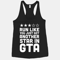 Run Like You Just Got Another Star in GTA