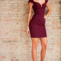 Helene Body Con Dress