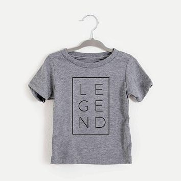 Legend Boxed - Kids/Youth/Toddler Shirt