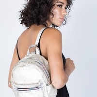 Sequin Thrills Backpack