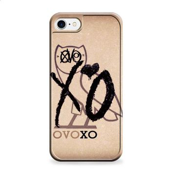 Drake Weeknd XO OVOXO iPhone 7 | iPhone 7 Plus case