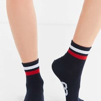 Tommy Hilfiger Logo 85 Quarter Sock | Urban Outfitters