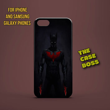 BEYOND THE BAT Design Custom Phone Case for iPhone 6 6 Plus iPhone 5 5s 5c iphone 4 4s Samsung Galaxy S3 S4 S5 Note3 Note4 Fast!