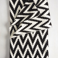 Order in the Fort Blanket Size NS by ModCloth