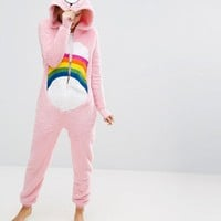 Undiz Bisouniz Care Bear Onesuit at asos.com
