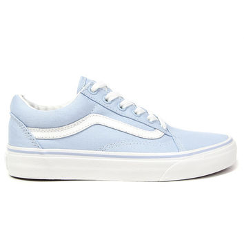 vans old skool skyway blue