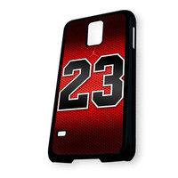 Air Jordan Logo 23 Samsung Galaxy S5 Case