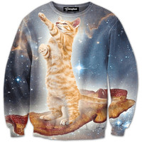 Bacon Cat Crewneck