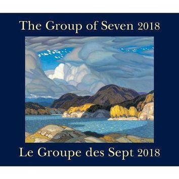 Group of Seven Wall Calendar, Fine Art by Firefly Books Ltd