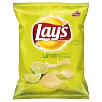 Lays Limon Potato Chips - 2.75oz