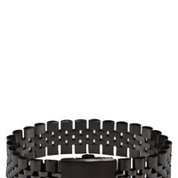 "Mr. Band Bracelet (Noir) - Mister - ""Day by Day"""