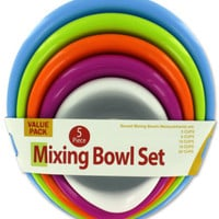 Nesting Mixing Bowl Set