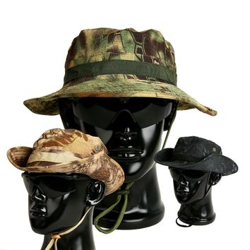 Camouflage Caps Tactical Hats