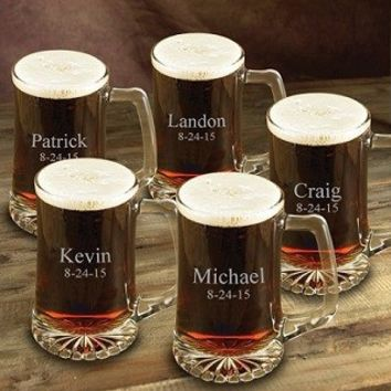 Mugs - Set of Five 25oz