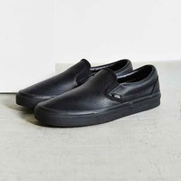 Vans Perforated Leather Classic Slip-On Shoe