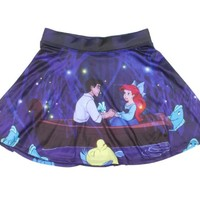 Hot Topic Women's Disney The Little Mermaid Skirt