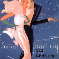 Monte Carlo Les Gens Chic Poster Print