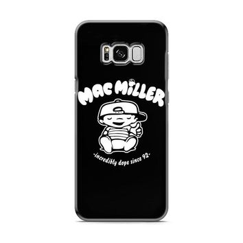 Mac Miller Samsung Galaxy S8 | Galaxy S8 Plus case
