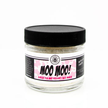 Moo Moo! Face Mask