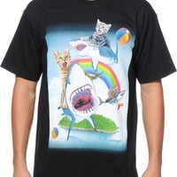 A-Lab Megalodon Cats T-Shirt