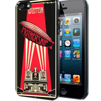 Led Zeppelin Mothership Samsung Galaxy S3 S4 S5 S6 S6 Edge (Mini) Note 2 4 , LG G2 G3, HTC One X S M7 M8 M9 ,Sony Experia Z1 Z2 Case