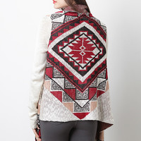 Sacred Native Cardigan