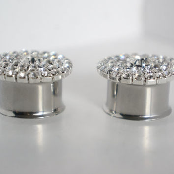 "Diamond Plugs Gauges Available In 5/8"", 3/4"", 7/8""  16mm 20mm 22mm"
