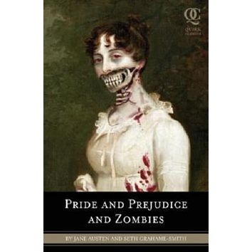 Pride And Prejudice Zombies Movie poster Metal Sign Wall Art 8in x 12in