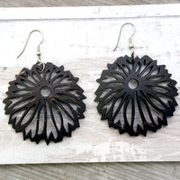 Marigold Coconut Earrings