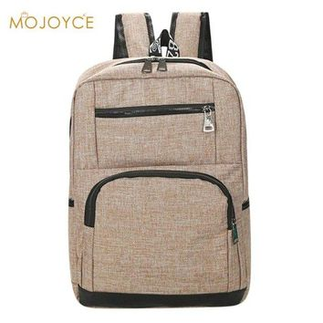 University College Backpack Men Male Canvas   Student School  Bags for Teenagers Vintage Mochila Casual Rucksack Travel Daypack NewAT_63_4