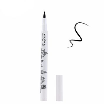 New Arrival  Zoo Series Cool Black Eyeliner Long-Lasting Waterproof Liquid Eye liner pen 2g makeup