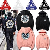 Palace 17SS ZODIGAC HOOD Twelve Constellations Hoodie Sweater M--XXL