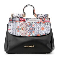 Laura Biagiotti Black Handbag