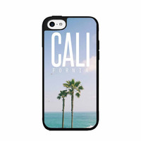 Califonia Beach - iPhone 4 4s 5 5s Galaxy s3 s4 s5 Note 2 3 Protective Phone Case Back Cover