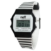 Neff - Flava Black Stripe Watch