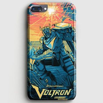 Voltron  Legendary Defender iPhone 7 Plus Case