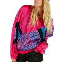 Who's Booty is it 80's Windbreaker