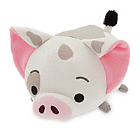 Pua ''Tsum Tsum'' Plush - Disney Moana - Medium - 12''