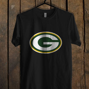 Green Bay Packers logo T Shirt Mens T Shirt and Womens T Shirt *