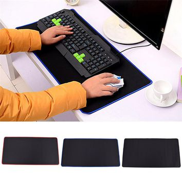 Rubber Gaming Mouse Pad Mat For PC Laptop Computer Big Size 60cm*30cm 3 Colors