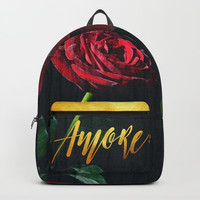Amore Backpacks by lostanaw
