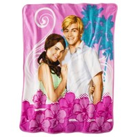 Disney Teen Beach Movie Throw