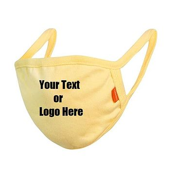 Custom Personalized Designed AntiDust Mask/Surgical Mask/Multiple Colors