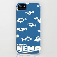 Finding Nemo iPhone Case by Citron Vert | Society6