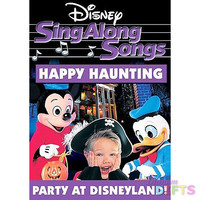 SING ALONG SONGS:HAPPY HAUNTING